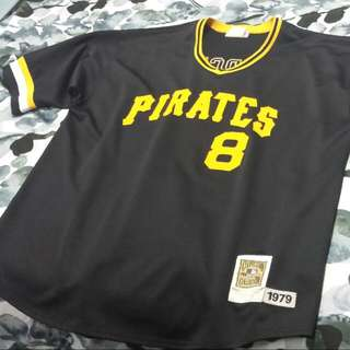 Hall Of Famer Willie Stargell Baseball Jersey