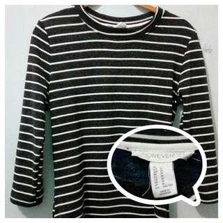 Stripe Shirt Forever 21
