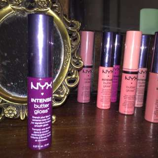 Authentic NYX