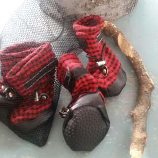 Dog Booties -Size Small