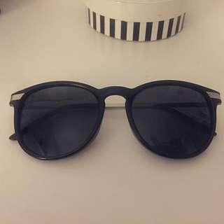 Polarised Black Sunglasses