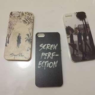 iPhone 5/s Cases