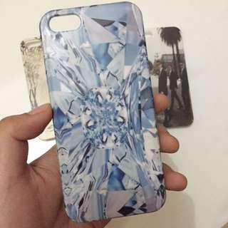 HnM iPhone 5/s Blue Diamond
