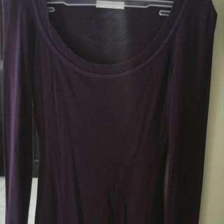Promod Violet Shirt