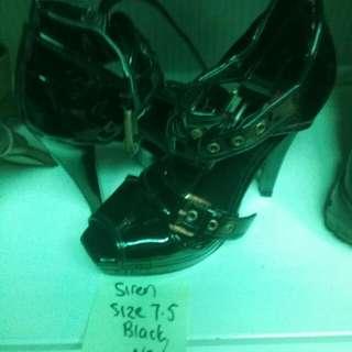 Black High Quality Heels
