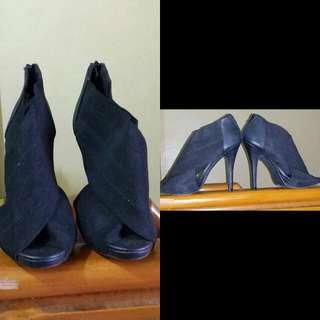 Parisian Bandage Heels