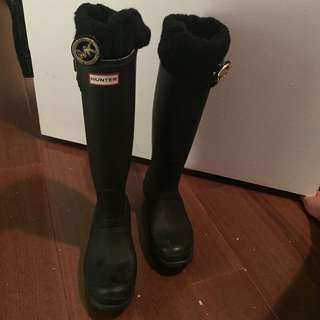 Hunter Boots Tall & MK Liner