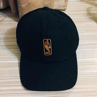 正品NBA金牌棒球帽(韓國百貨購入)