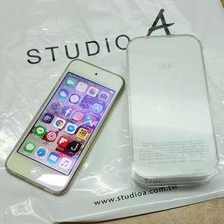 iPod Touch 6 32G 奢華金 近全新