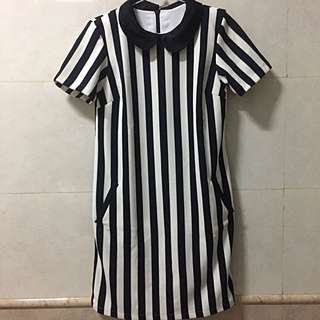 NEW Monochrome Dress