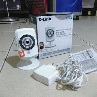 Dlink Cloud Camera DCS 942L