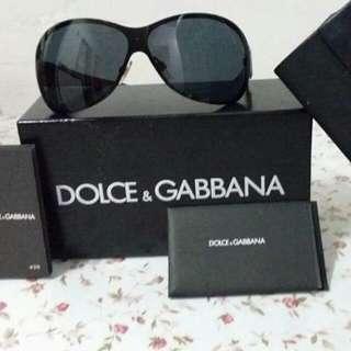 D&G 太陽眼鏡