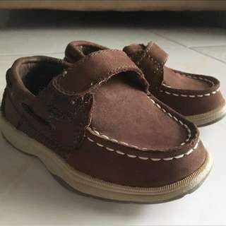 Fred Sperry Toddler Shoes