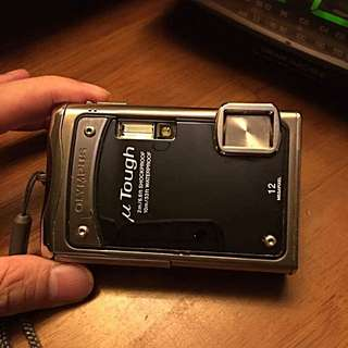 Authentic Olympus Digital Waterproof & Shockproof Camera