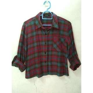 Tartan Flanel Shirt