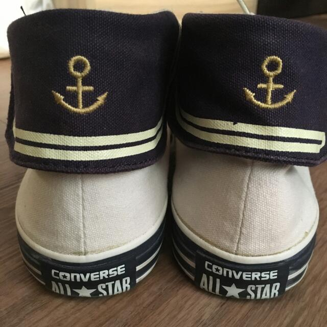 海軍風 All Star Converse