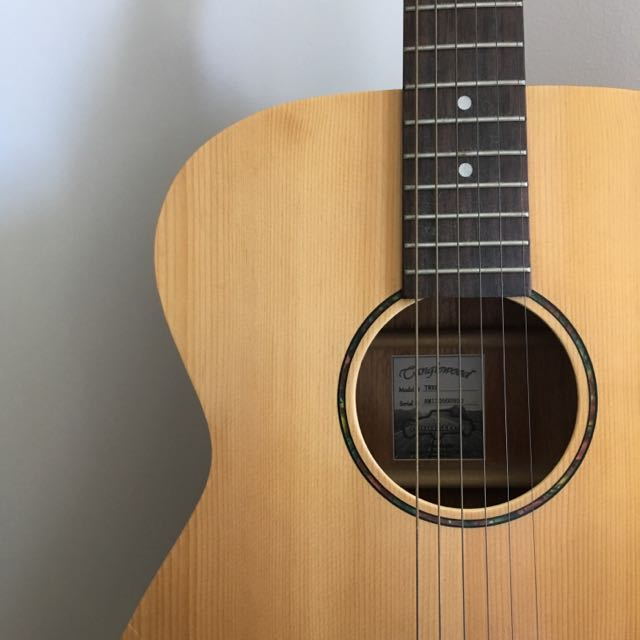 A Canglewood Guitar