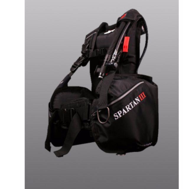 Aquamundo Spartan III Jacket BCD (Adjustable Size)