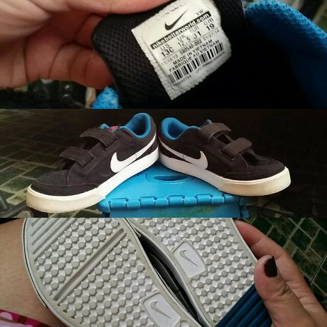 Authentic Kids Nike Shoes