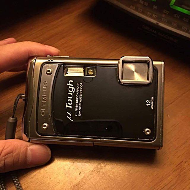 Authentic Olympus Digital Waterproof & Shockproof Camera