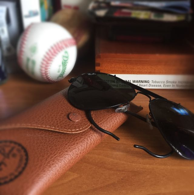 100% Authentic Ray-Ban Outdoorsman
