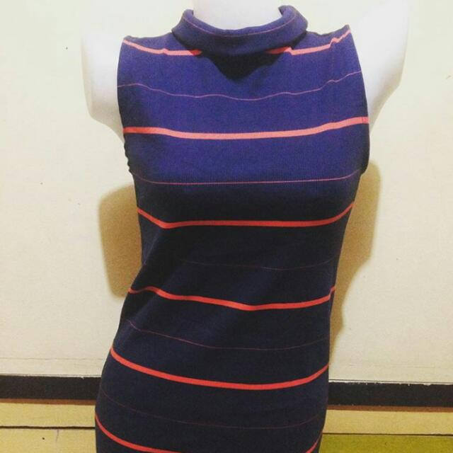 Bodycon Dress  •Freesize (Fits Small To Large Body Frame)