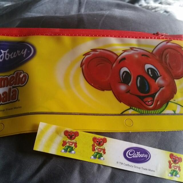 Caramel Koala Pencil Case Small
