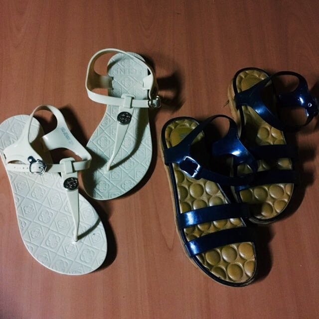 Celine Sandals And Unbranded Mandals