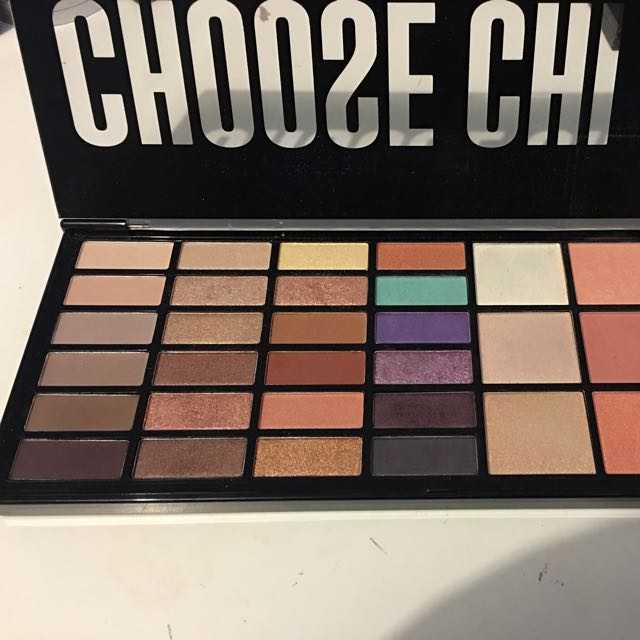 Chi Chi Face Palette