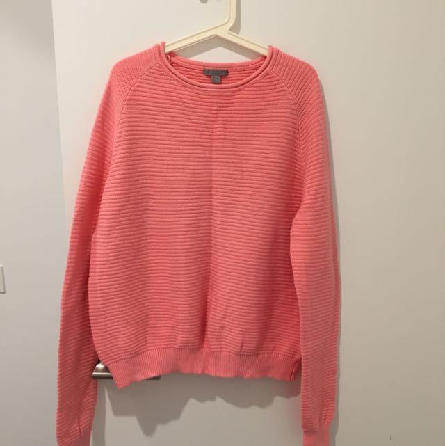 86f6d2e9b6ba Cos Pink Sweater, Women's Fashion, Clothes on Carousell