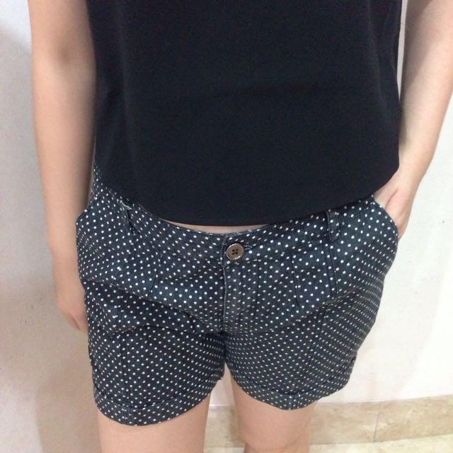 CRL Polkadot Shorts