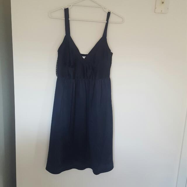 Dark Blue Saba Dress