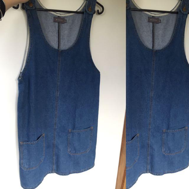 Denim Dress Size 10