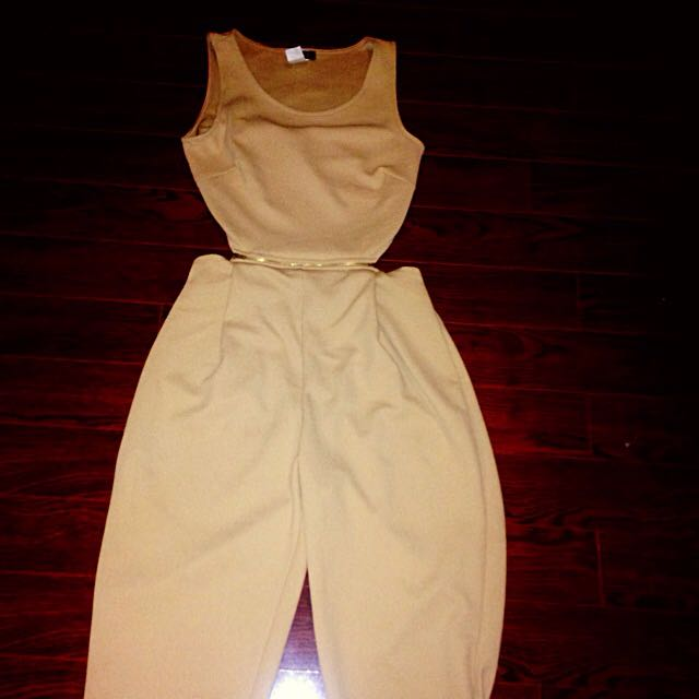Detachable Jumpsuit