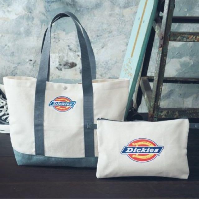 兩件價 美國品牌Dickies 肩背包加小包 超值組合
