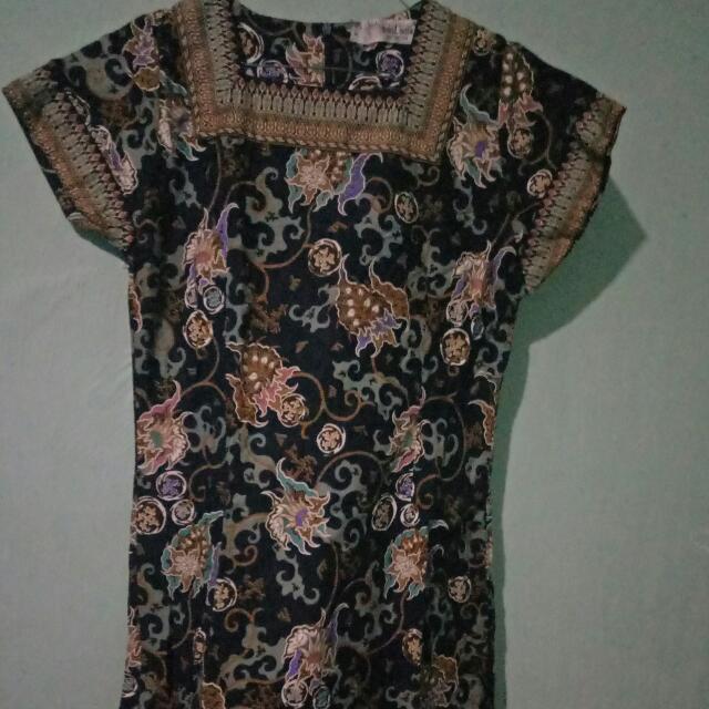 Dress Batik Bakul