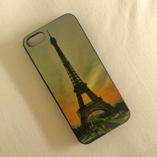 Eiffel Tower iPhone 5/5s Case!