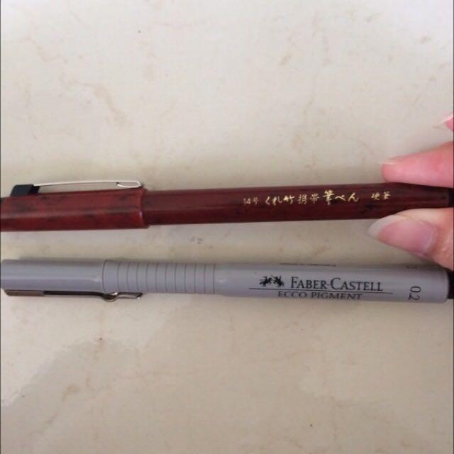 Faber-Castell 代針筆0.2