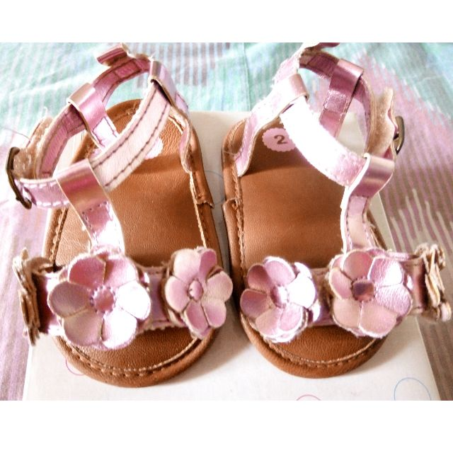 F&F Floral Baby sandals