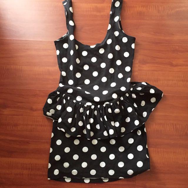 Forever21 Polkadot Dress