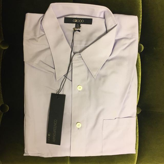 G2000襯衫(淡藍紫色)