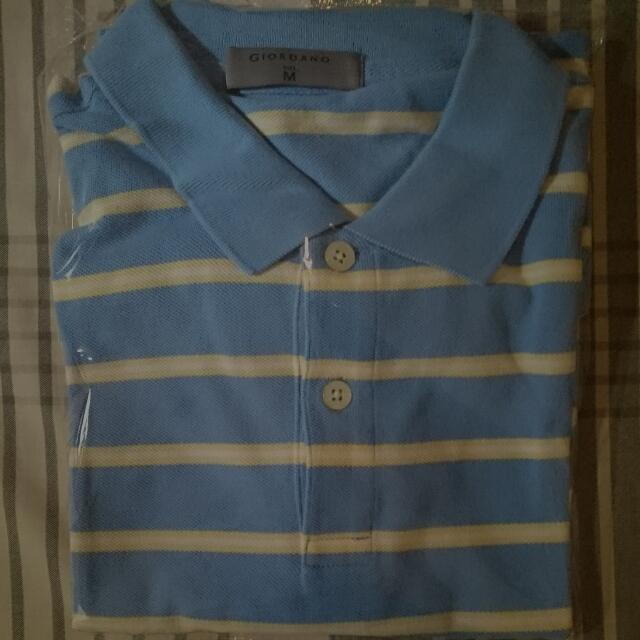 Giordano Polo Shirt size M