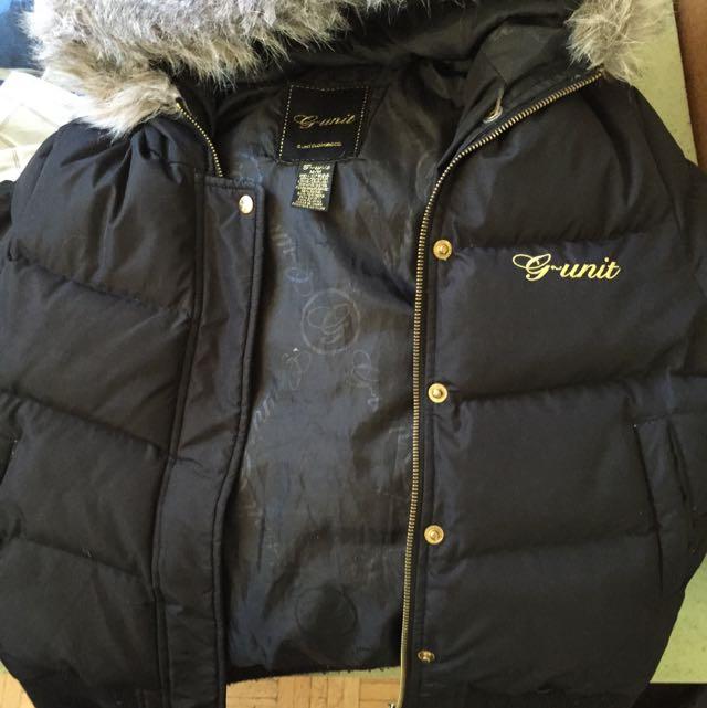 G-Unit Woman's Winter Jacket