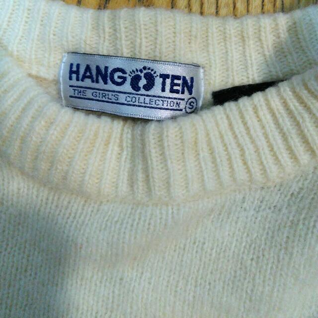 HangTen毛衣(二手)