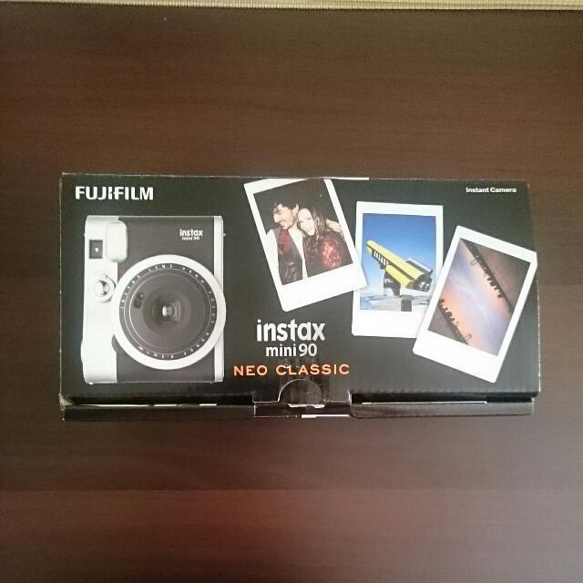 Instax Mini 90 Fujifim