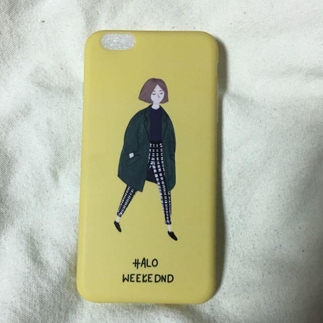 iPhone6 Plus磨砂手機殼
