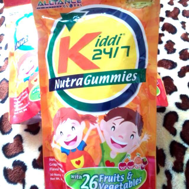 Kiddi 24/7 NutraGummies