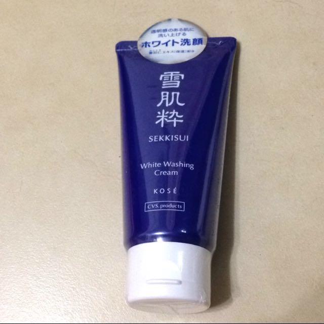 日本✨kose雪肌粹洗面乳(保留)