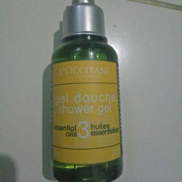 L'occitane Shower Gel