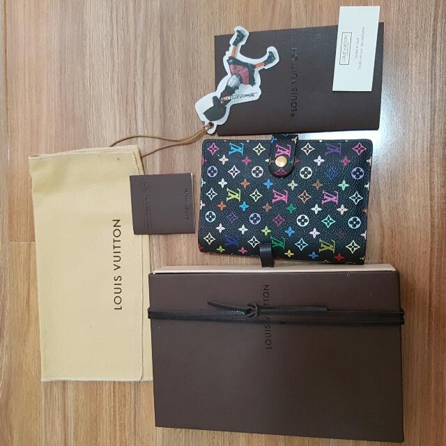 Louis Vuitton Multicolore Agenda